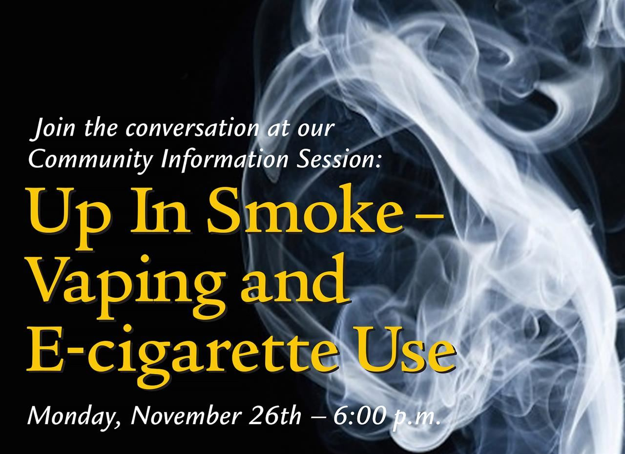 Up In Smoke Ad