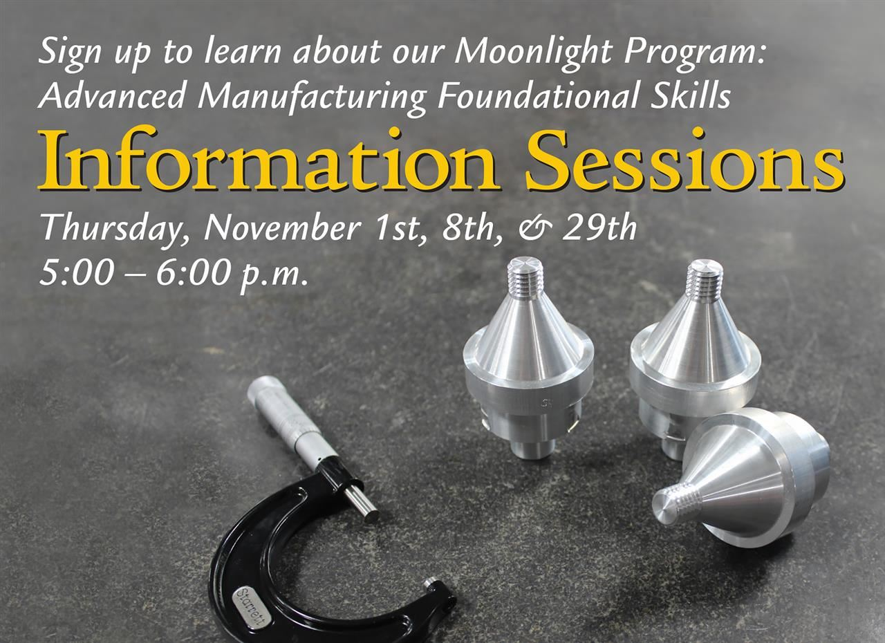 AMFS Information Sessions Ad