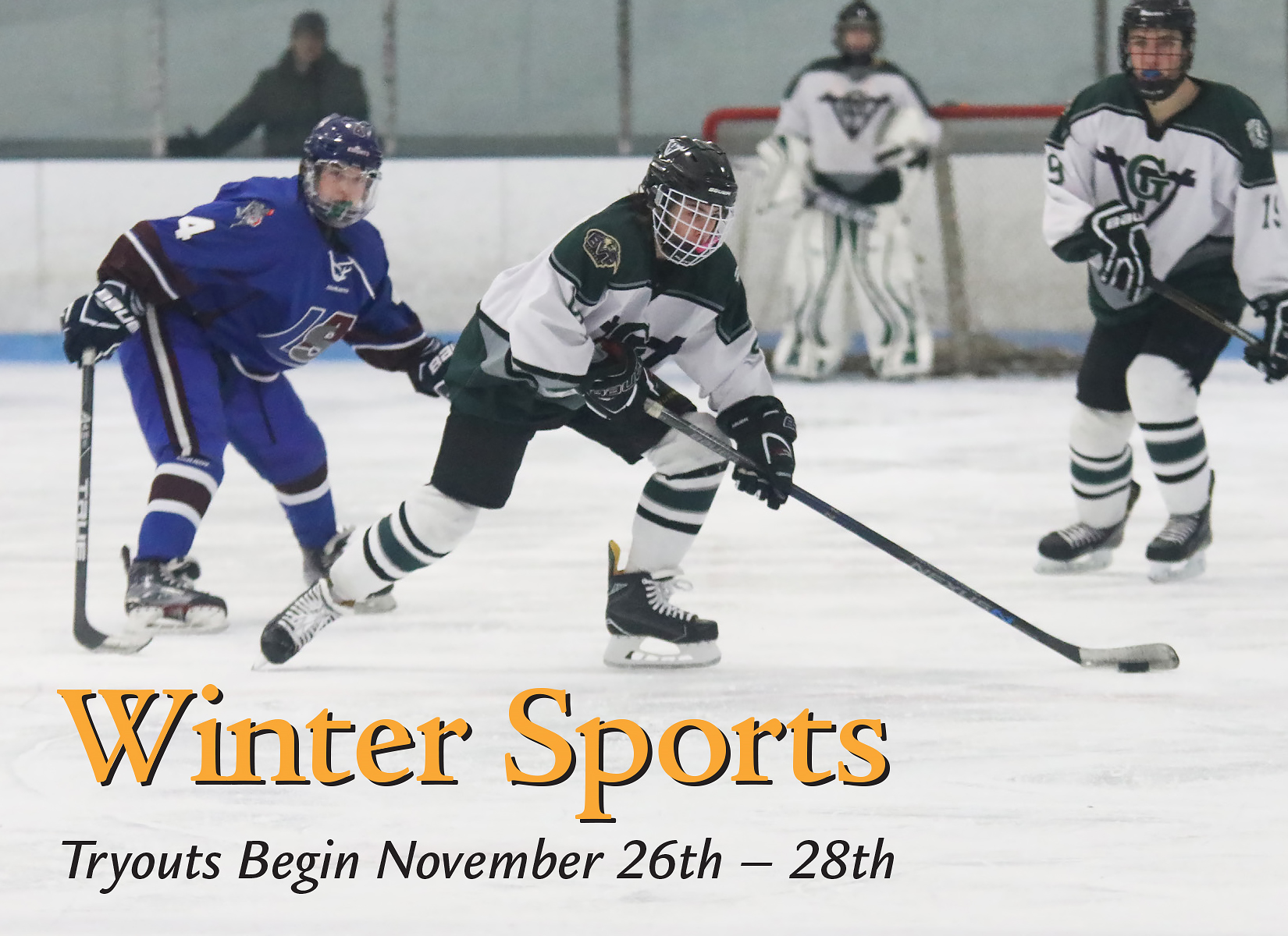 Winter Sports Ad