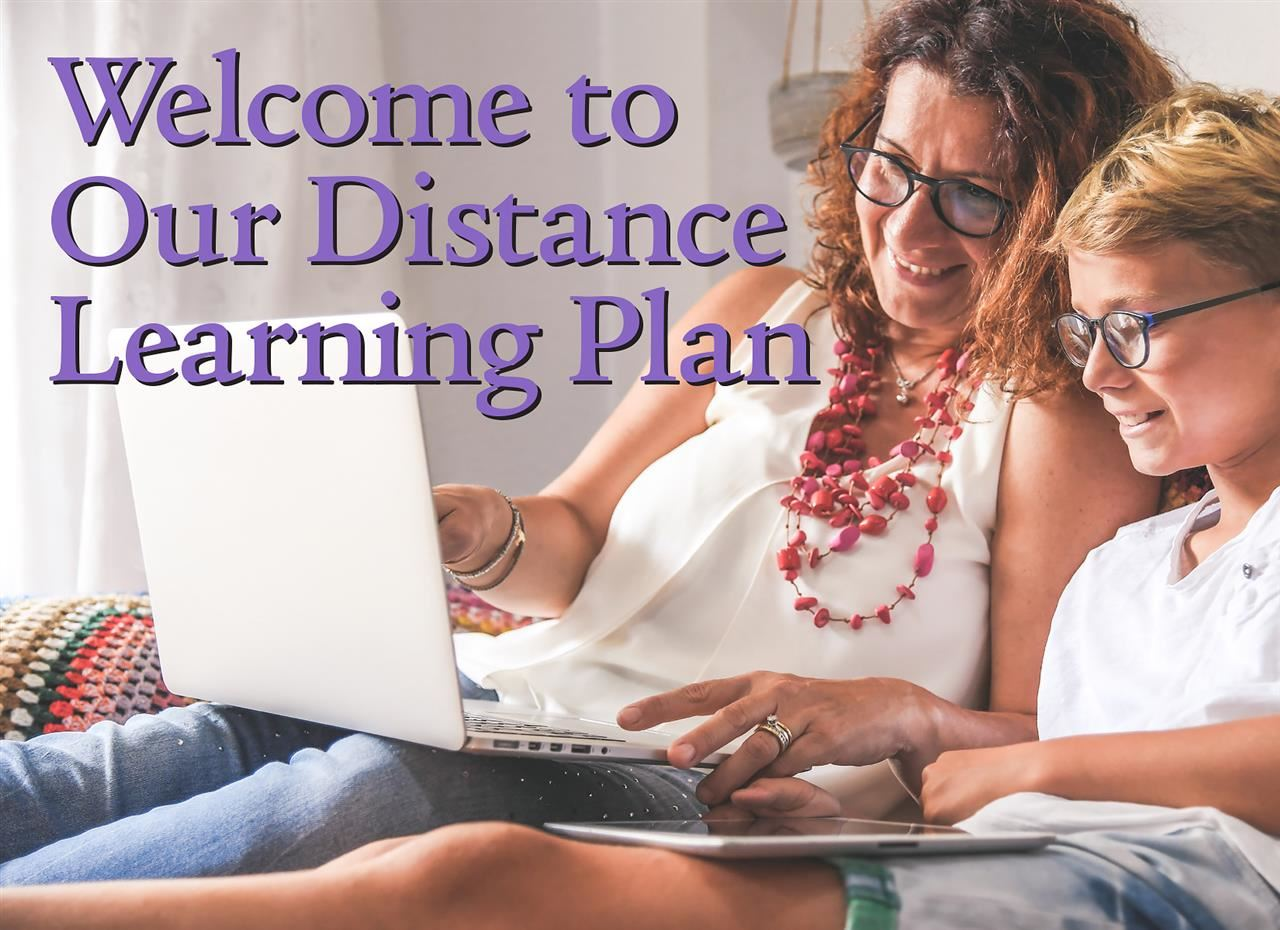 Distance Learning Ad