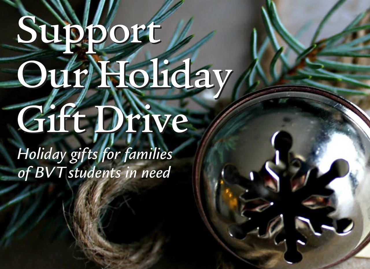 Holiday Gift Drive Ad
