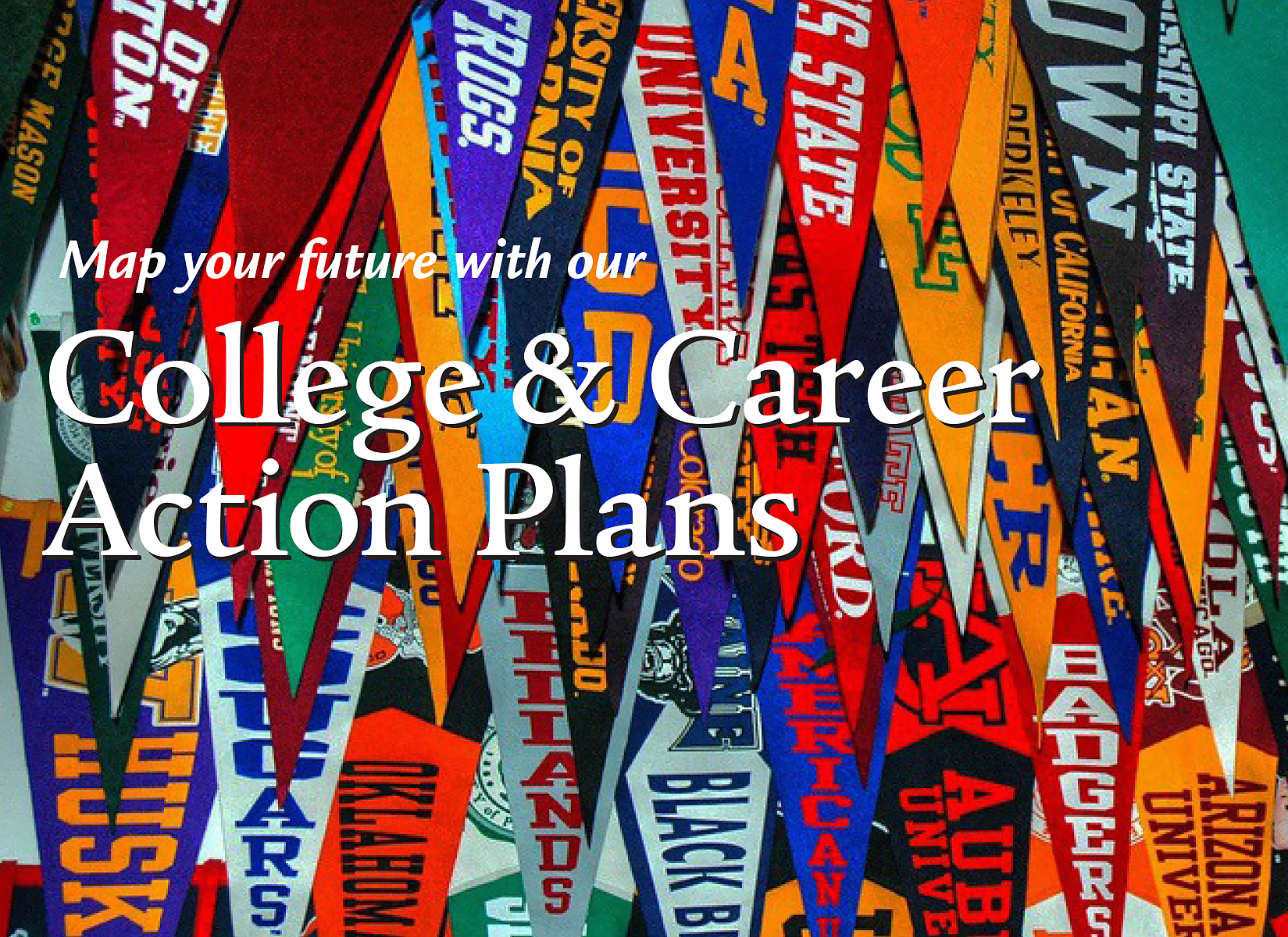 College Career Action Plan Ad